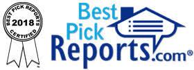 Best Pick Reports of Houston Logo