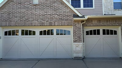 Houston Garage Door Installation