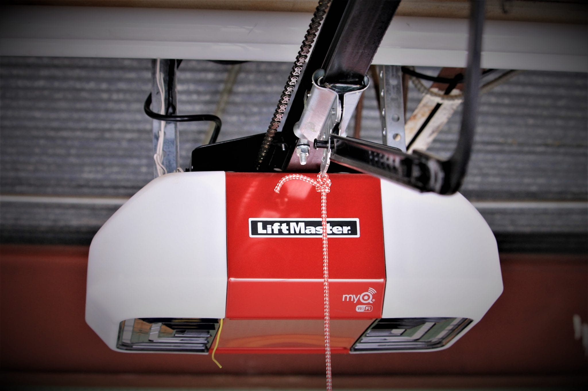 LiftMaster Garage Door Opener Installation in Houston