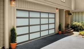 Install Full View Glass Garage Doors