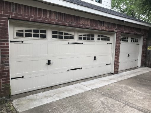 Install Garage Doors in Pecan Grove TX