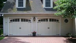 Carriage House Garage Doors Installed