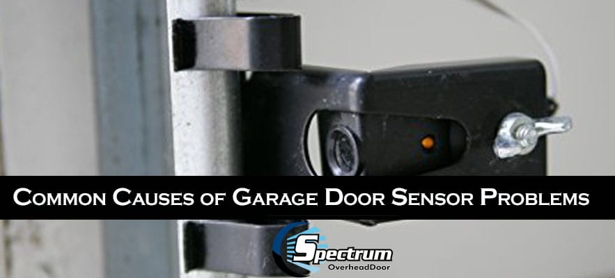 Common Causes of Garage Door Sensor Problems