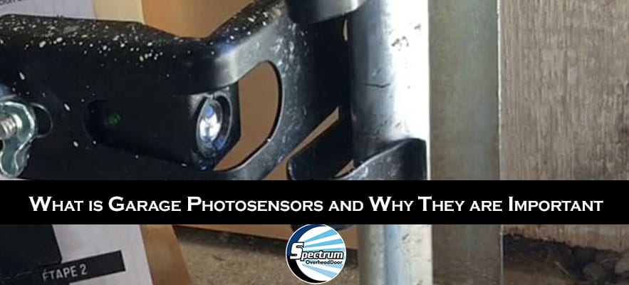 What Is Garage Photosensors and Why They are Important