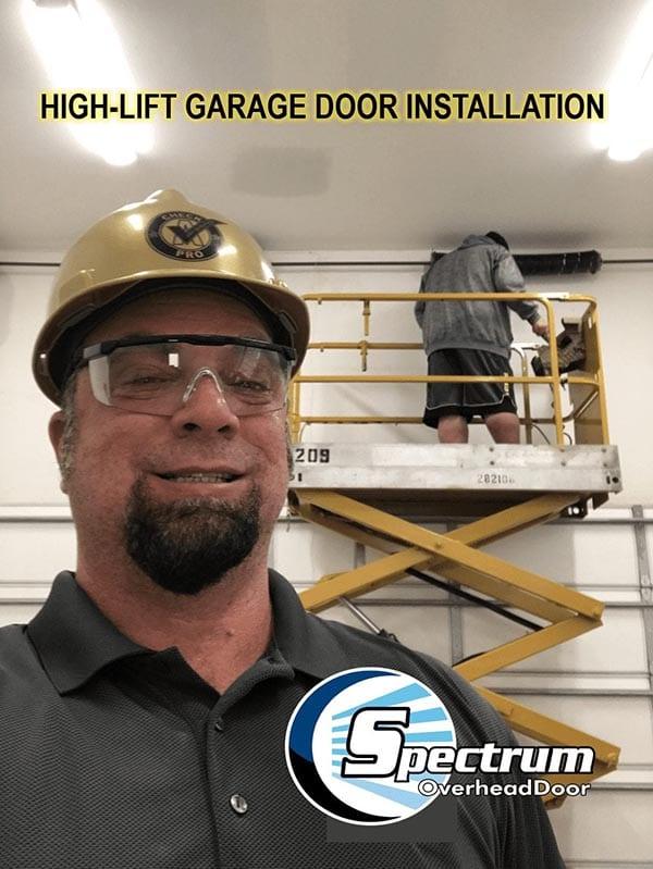 Cypress TX Garage Door Installation