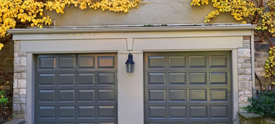 fall garage door maintenance checklist.
