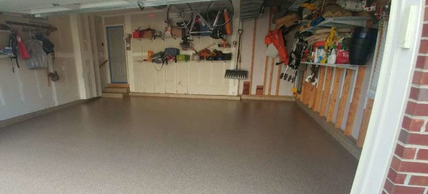 Protecting your garage floor
