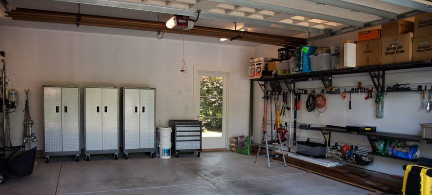 How To Save Money In Your Garage