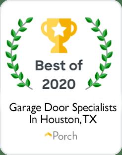 Best of 2020 Garage Door Specialists