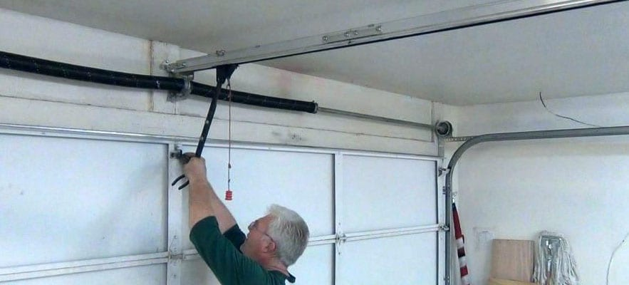 Common DIY Garage Door Repair Injuries